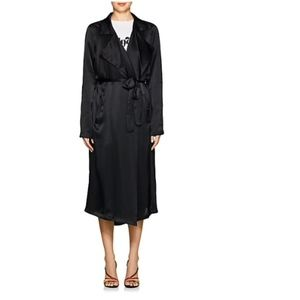 87bd7de5052 We Are Leone Jackets & Coats - We Are Leone Tallulah Silk Trench Coat W/